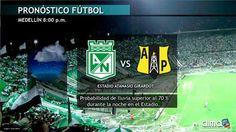Esta es la probabilidad de lluvia para el partido entre Atlético Nacional vs Alianza Petrolera.   via: @Clima24_7