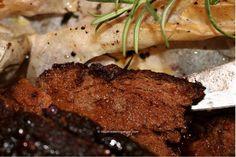 "Vegan Greek-Style Roast ""Lamb"" (Kleftiko) - Mouthwatering Vegan Seitan Recipes, Meat Recipes, Food Processor Recipes, Vegan Meat Recipe, Vegan Plate, Healthy Tortilla, Vegan Greek, Beetroot Powder, Greek Dishes"