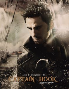 Fan made Captain Hook movie poster