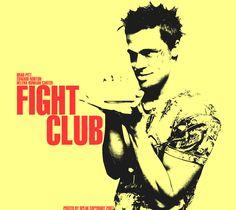Fight Club Poster by EndertheThird on deviantART