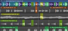 Logic Pro X: Creating Beats by Tricking Take Folders : AskAudio Magazine