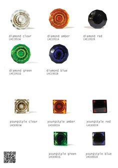 #Möbelknöpfe aus #keramik #knaeufe von #knaeufe.de #möbelgriffmanufaktur aktueller #Katalog2015 #keramikknöpfe #möbelknopf aus Glas #Möbelknopf #Diamond #Youngstyle