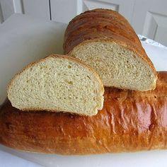 Italian Bread Recipe - Polish W?oski Chleb: Italian-Style Soft Bread or W?oski Chleb in Polish