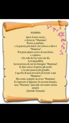 a TE MAMMA......