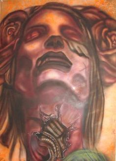 Altered Life Airbrushing