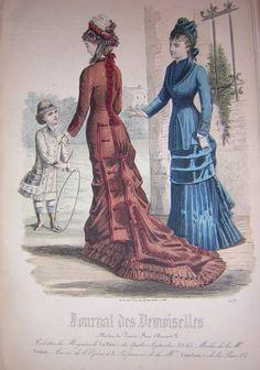 1878 Journal des Demoiselles