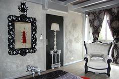 Papier peint baroque – 30 idées de luxe et exubérence à la maison ...