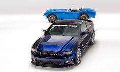 2012 Shelby 1000 & 1962 Shelby CSX2000