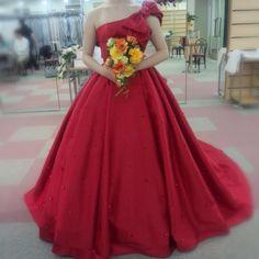 red dress(Barbie)♡