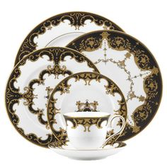 New dinnerware by Marchesa for Lenox