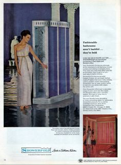 Shower Enclosure, Shower Tub, 1960s Home Decor, Red Apple, Shower Pan, Stall Shower, Bathroom Tub Shower