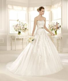 MILLAR » Wedding Dresses » 2013 Glamour Collection » La Sposa