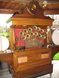 Schenevus Park Carousel - Wurlitzer Band Organ © Rich Kenyon