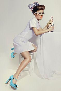 Kolekcja 2012 - Vena Uniformy Ballet Skirt, Skirts, Model, Fashion, Moda, Tutu, Fashion Styles, Skirt