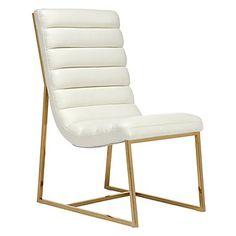 Gunnar Side Chair | Leather Furniture | Furniture | Z Gallerie