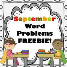 I hope you enjoy this Freebie!!! This freebie is part of a YEAR LONG Problem of the Day & Number of the Day Bundle (themed by season)! You can find it here: The Ultimate Math Bundle! *The Math Bundle is editable! **The Math Bundle is included in my Lit Block, Spelling, Homework, and Math Mega Bundle at a discounted price here: The Ultimate 1st Grade Bundle!...
