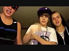 Justin bieber funny moments!