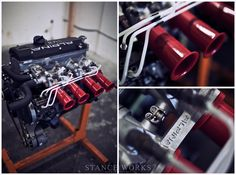 """""""The Collector"""": BMW History Preserved - Stance Works Bmw M10, Drift Truck, Bmw Engines, Bmw Motors, Motor Engine, Motorcycle Engine, E30, Retro Cars, Cars Motorcycles"""
