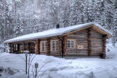 Tradičný škandinávsky zrub vám ukáže skutočnú lásku k drevu - Nehnutelnosti.sk