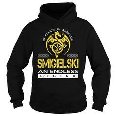 SMIGIELSKI An Endless Legend (Dragon) - Last Name, Surname T-Shirt