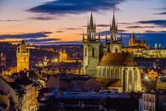 Spend a weekend in Prague and discover one of the most romantic and at the same time nostalgic and mysterious capitals of Europe.
