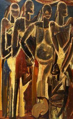Congo, Paintings, Art, Art Background, Paint, Painting Art, Kunst, Painting, Gcse Art