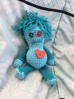 Crochet Stitch Ltr : Snuggle Bunny Hat & Granny Square Blanket Gift by CherMeCreations, $60 ...