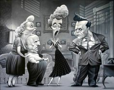 I Love Lucy..FOLLOW THIS BOARD FOR GREAT CARICATURES OR ANY OF OUR OTHER CARICATURE BOARDS. WE HAVE A FEW SEPERATED BY THINGS LIKE ACTORS, MUSICIANS, POLITICS. SPORTS AND MORE...CHECK 'EM OUT!!