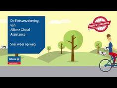 Allianz Global Assistance Fietsverzekering – explanimation | Studio Tony