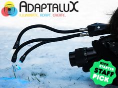 Adaptalux: An Adaptable Miniature Lighting Studio's video poster