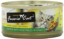 Fussie Cat Premium Chicken with Vegetables in Gravy Cat Food - 24 - 2.82-oz. Cans