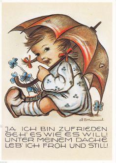 Hummel Karte Nr. 62.1296 - Org. Hummel | eBay