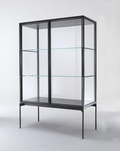 Shop the Galerist Cabinet and more contemporary furniture designs by Lema at Haute Living. Shop Interior Design, Home Interior, Modern Interior, Moderne Pools, Lounge, Interiores Design, Storage Shelves, Contemporary Furniture, Bathroom Medicine Cabinet