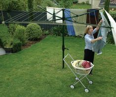 Clothes Line Design Ideas - Photos of Clothes Lines. Browse Photos from Australian Designers & Trade Professionals, Create an Inspiration Board to save your favourite images. Outdoor Clothes Lines, Minimal House Design, Kids Gym, Laundry Room Design, Laundry Rooms, Best Cleaning Products, Play Gym, Backyard Makeover, Outdoor Outfit