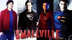 Smallville Clark, The Blur, Superman.