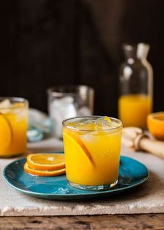 The Californication is a cocktail. It looks really innocent, like you could drink it at breakfast, but really it is not. Its loaded. Its kind of like a Long Island Iced T but with orange juice inst…