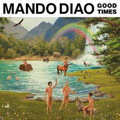 """""""Shake"""" by Mando Diao was added to my Descobrindo Novas Desventuras (2017) playlist on Spotify"""