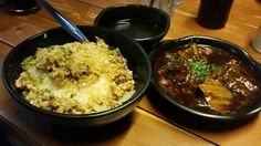 Pares and sisig rice ^_^