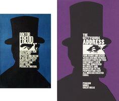 Maciej Zbikowski (1967); Penguin Books Poster (2009)