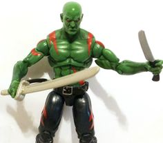GRAX THE DESTROYER • C9 • GUARDIANS OF THE GALAXY • MARVEL UNIVERSE HASBRO #MarvelToys