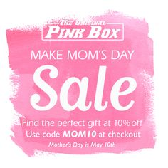 2020_moms day_sale_150dpi (002) Purple Timberland Boots, Mom Day, Drink Sleeves, The Originals, Box, Pink, Gifts, Snare Drum, Presents