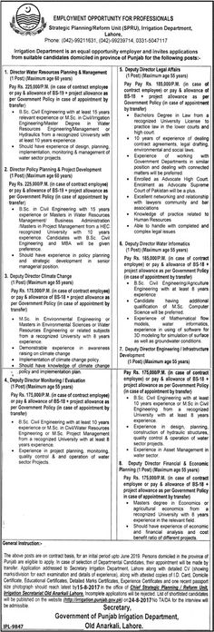 Jobs in Non Profit Organization Jobs in Pakistan, Latest Jobs
