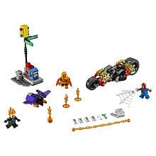 LEGO Super Heroes SpiderMan Ghost Rider Teamup (76058)