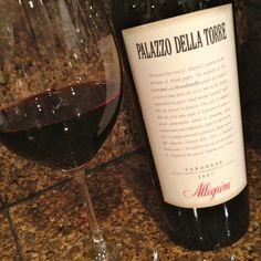 Allegrini Palazzo Della Torre, wine, 2007, Italian Wine (Lites). I like it!