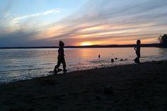 Best Sunset Photo, Campout! Carolina 2011 - Keira McNeill
