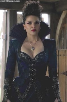 once upon a time costumes - evil queen