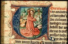 Book of Hours Place of origin, date:  North Holland, Masters of the Haarlem Bible (illuminator); [1457]