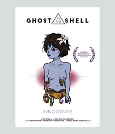 Ghost in the Shell: Innocence II fan art on Behance