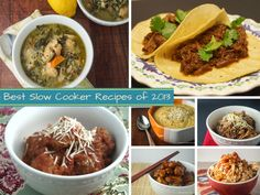 Best of 2013: Healthy Crockpot Recipes - The Slender Kitchen