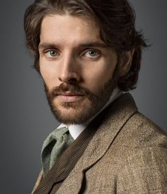 Colin Morgan - The Living and the Dead. Absolutely gorgeous.